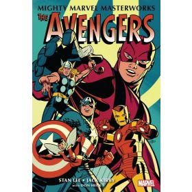 Mighty Marvel Masterworks: The Avengers, Vol. 1: The Coming of the Avengers (Paperback)