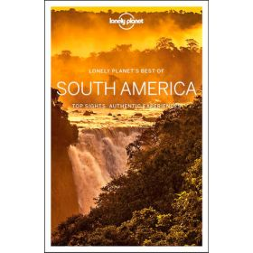 Lonely Planet Best of South America (Paperback)