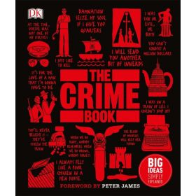 The Crime Book: Big Ideas Simply Explained (Hardcover)