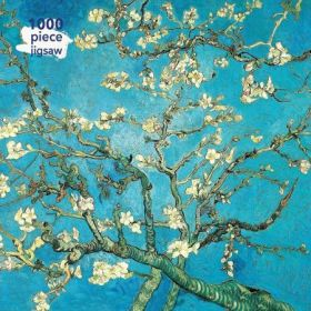 Vincent van Gogh: Almond Blossom, 1000-piece Jigsaw Puzzle