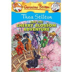 Thea Stilton and the Cherry Blossom Adventure: Thea Stilton, Book 6 (Paperback)