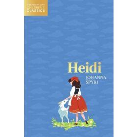 INCOMING - Heidi, HarperCollins Children's Classics (Paperback)