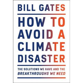 How to Avoid a Climate Disaster (Hardcover)