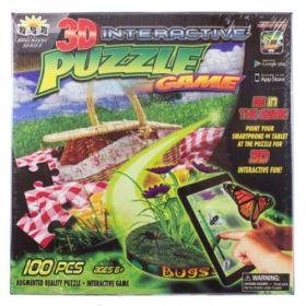Popar Toys: 3D Interactive Puzzle Game (Bugs)