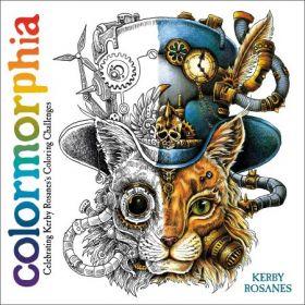Colormorphia: Celebrating Kerby Rosanes's Coloring Challenges (Paperback)