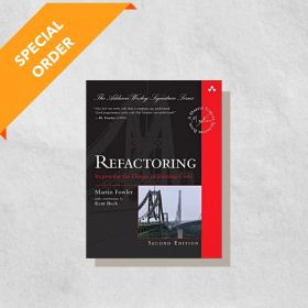 Refactoring: Improving the Design of Existing Code, 2nd Edition (Hardcover)