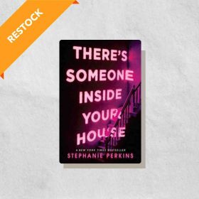 There's Someone Inside Your House (Hardcover)