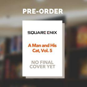 A Man and His Cat, Vol. 5 (Paperback)