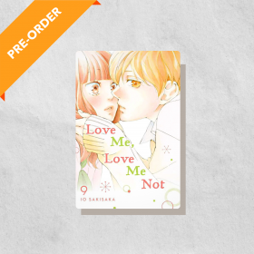 Love Me, Love Me Not, Vol. 9 (Paperback)
