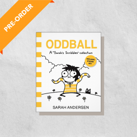 Oddball: A Sarah's Scribbles Collection (Paperback)
