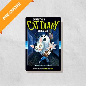 Junji Ito's Cat Diary: Yon & Mu Collector's Edition (Hardcover)