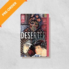 Deserter: Junji Ito Story Collection (Hardcover)