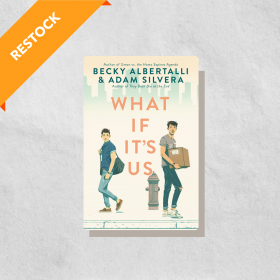 What If It's Us, Export Edition (Paperback)