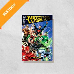Justice League: The New 52 Omnibus, Vol. 1 (Hardcover)