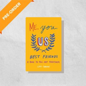 Me, You, Us (Best Friends): A Book to Fill Out Together (Paperback)