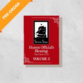 Heaven Official's Blessing: Tian Guan Ci Fu, Vol. 3 (Paperback)