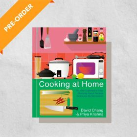 Cooking at Home: Or, How I Learned to Stop Worrying About Recipes (And Love My Microwave) (Hardcover)