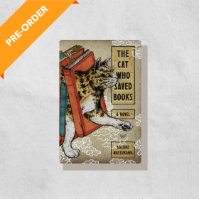 Cat Who Saved Books: A Novel (Hardcover)