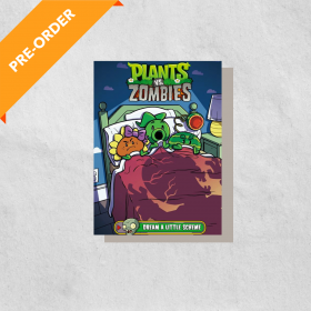 Plants vs. Zombies, Vol. 19: Dream a Little Scheme (Hardcover)