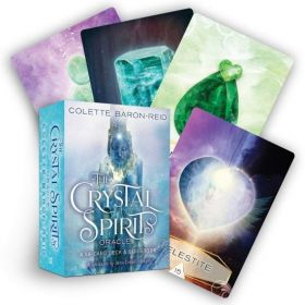 Crystal Spirits Oracle: A 58-Card Deck and Guidebook (Cards)