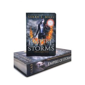 Empire of Storms, Miniature Character Collection (Flexibound)