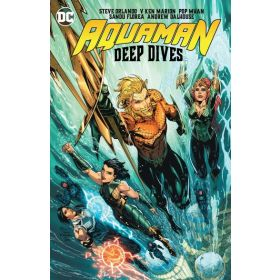 Aquaman: Deep Dives (Paperback)