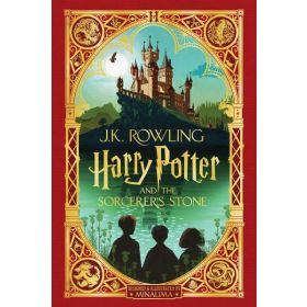 Harry Potter and the Sorcerer's Stone: MinaLima Edition (Hardcover)