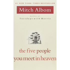Five People You Meet in Heaven, Export Edition (Mass Market)