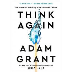 Think Again: The Power of Knowing What You Don't Know, Export Edition (Paperback)