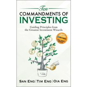 Ten Commandments of Investing: Guiding Principles from the Greatest Investment Wizards (Paperback)