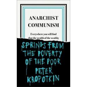 Anarchist Communism, Penguin Great Ideas (Paperback)