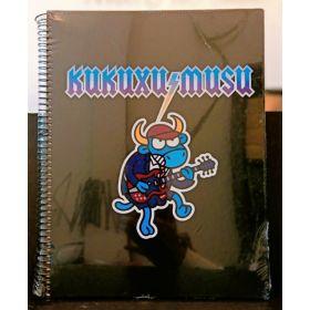 Miquelrius: A4 Spiral Notebook (Kukuxumusu, CD/AN)