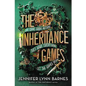 The Inheritance Games (Hardcover)
