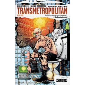 Transmetropolitan, Book Five (Paperback)