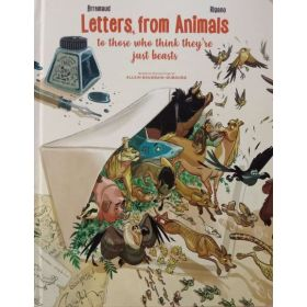 Letters from Animals (Hardcover)