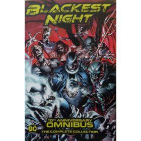 Blackest Night Omnibus, 10th Anniversary (Hardcover)