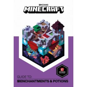 Minecraft: Guide to Enchantments and Potions (Hardcover)