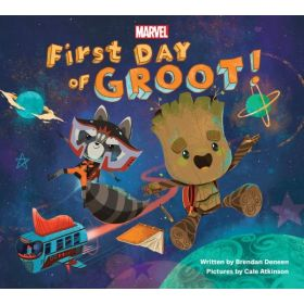 First Day of Groot! (Board Book)
