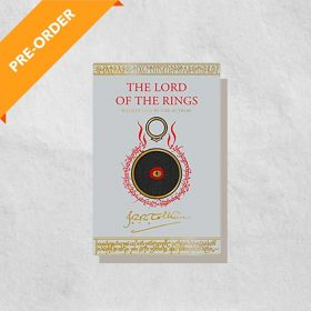 The Lord of the Rings, Illustrated Edition (Hardcover)