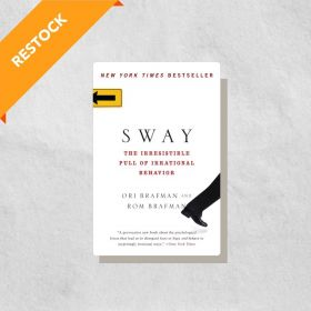 Sway: The Irresistible Pull of Irrational Behavior (Paperback)