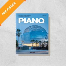 Piano: Complete Works 1966–Today, 2021 Edition (Hardcover)