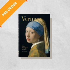 Vermeer: The Complete Works, 40th Edition (Hardcover)