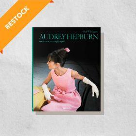 Bob Willoughby: Audrey Hepburn, Photographs 1953–1966 (Hardcover)