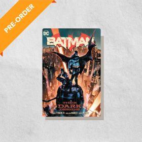 Batman, Vol. 1: Their Dark Designs (Paperback)