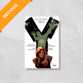 Y: The Last Man, Book Two (Paperback)