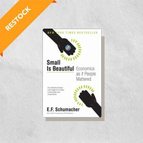 Small Is Beautiful: Economics as if People Mattered (Paperback)