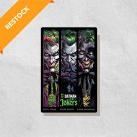 Batman: Three Jokers (Hardcover)