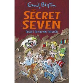 Win Through: The Secret Seven, Book 7 (Paperback)