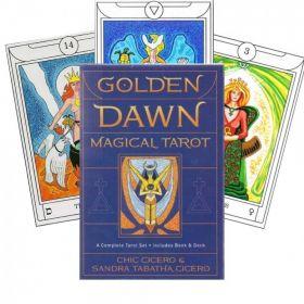 Golden Dawn Magical Tarot (Cards)