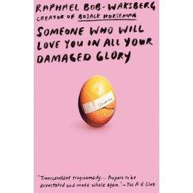 Someone Who Will Love You In All Your Damaged Glory (Paperback)